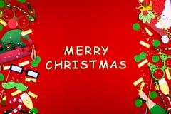 Joyeux Noël et fond heureux de la nouvelle année 2019 photographie stock libre de droits