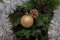Joyeux Noël heureux Image libre de droits