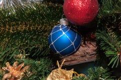Joyeux Noël heureux Photo libre de droits