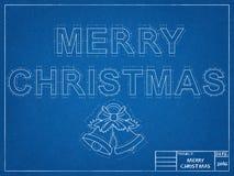 Joyeux Noël 2016 - modèle Images stock