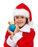 Joyeux Noël pour tout le concept du monde Photo libre de droits