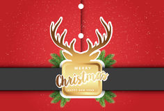 Joyeux Noël Santa Claus Background Vector Illustration Image stock