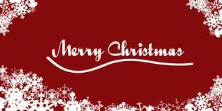 Joyeux Noël Photo libre de droits