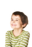 Joyful boy Royalty Free Stock Image