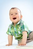 Joyful boy Royalty Free Stock Photo