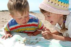 Joyful childhood Royalty Free Stock Image