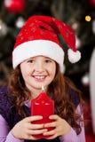 Joyful Christmas Stock Photo