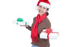 Joyful Christmas Royalty Free Stock Photo