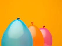 Joyful colorful spheres Stock Photography