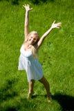 Joyful female Royalty Free Stock Photos