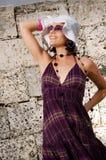 Joyful girl Royalty Free Stock Photos
