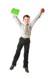 Joyful kid Stock Image