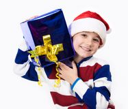 Joyful kid Stock Photography
