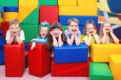 Free Joyful Kids Royalty Free Stock Photos - 13928478