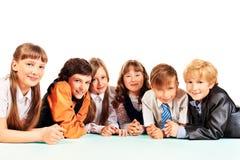 Joyful kids Stock Image