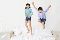 Joyful kids Royalty Free Stock Images