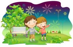 Joyful Life Stock Image