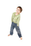 Joyful little boy Stock Photo