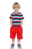 Joyful little boy Royalty Free Stock Images