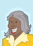 Joyful Mature Businesswoman Royalty Free Stock Photo