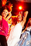 Joyful party Royalty Free Stock Image