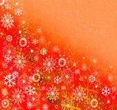 joyful snowflakes för bakgrund vektor illustrationer