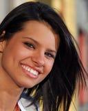 Joyful woman royalty free stock photos
