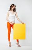 Joyful young woman Stock Photo