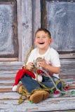 Joyfulness royalty free stock photography