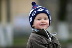 Joyous Boy royalty free stock photography