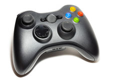 Joypad black Stock Images