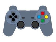 Joypad de jeu (contrôleur) illustration stock