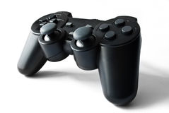 Joypad time for games Stock Photo