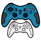 Joypad Royalty Free Stock Photos