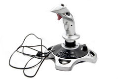 Joystick Royalty Free Stock Photos