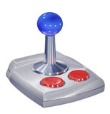 Joystick 3d Royalty Free Stock Photo