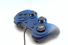 The joystick for a video game Royalty Free Stock Images
