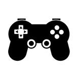 Joystick  Royalty Free Stock Images