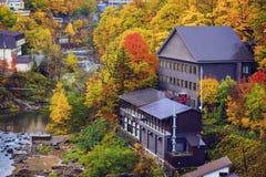 Jozankei, Japan royalty-vrije stock fotografie