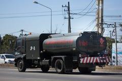 JP-8 Jet Aircraft Oil do exército de Tailândia Imagens de Stock