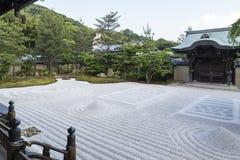 Kyoto Kodaiji temple zen garden 5 royalty free stock photography