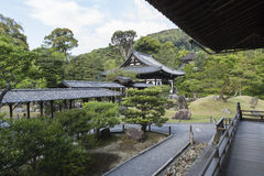 The kodaiji temple in kyoto japan Royalty Free Stock Images