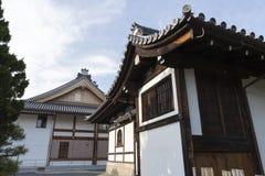 JP_Kyoto_Nishi-Hongan-ji_Tempel-15 imágenes de archivo libres de regalías