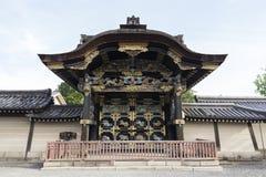 JP_Kyoto_Nishi-Hongan-ji_Tempel-16 免版税库存图片