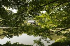 Kyoto Ryoan-Ji temple garden Stock Image