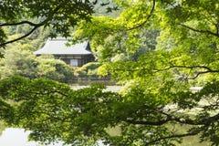Kyoto Ryoan-Ji temple garden 2 Royalty Free Stock Photos