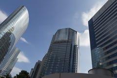 Tokyo Shinagawa skyline 7 Stock Photos