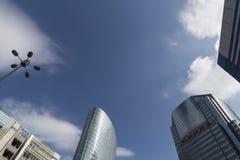 Tokyo Shinagawa skyline 8 Stock Image