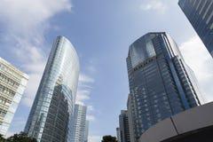 Tokyo Shinagawa skyline 13 Royalty Free Stock Images