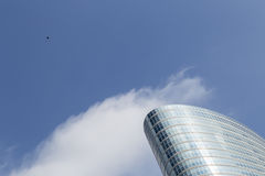 Tokyo Shinagawa skyline 9 Royalty Free Stock Photos
